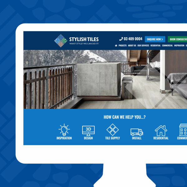 Stylish Tiles Installation & Tile Supply Web Design Auckland